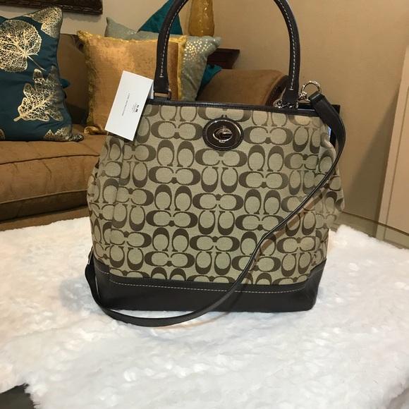 ae4b31bb7582 Coach original handbag